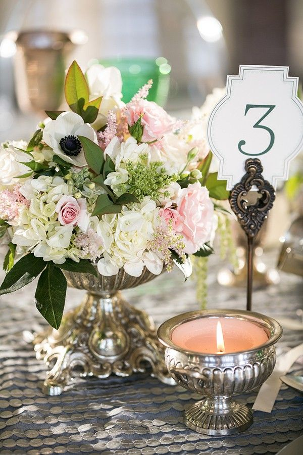 1000 images about wedding reception centerpieces and for Wedding reception centrepieces