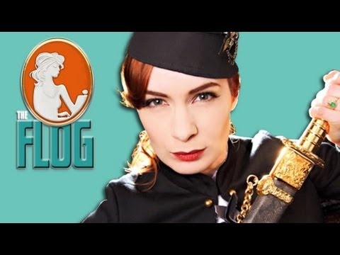 FLOG episode 6: Steampunk Photoshoot #geekandsundry #feliciaday