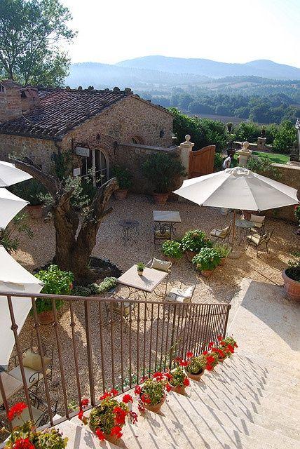 Borgo Santo Pietro...Tuscany