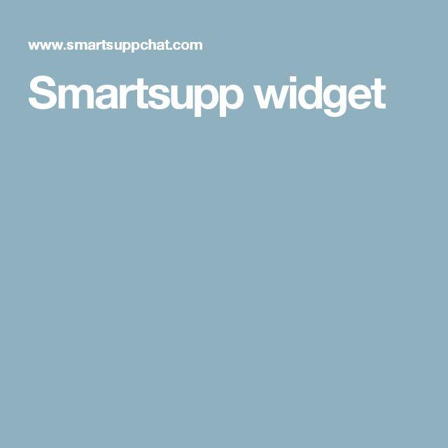 Smartsupp widget