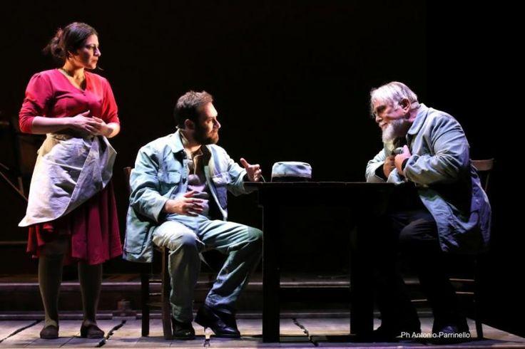 Brescia, Moni Ovadia con Camilleri al Teatro Sociale