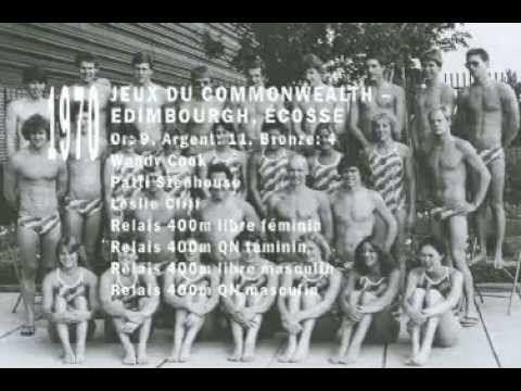 History of Swimming Canada #Olympics