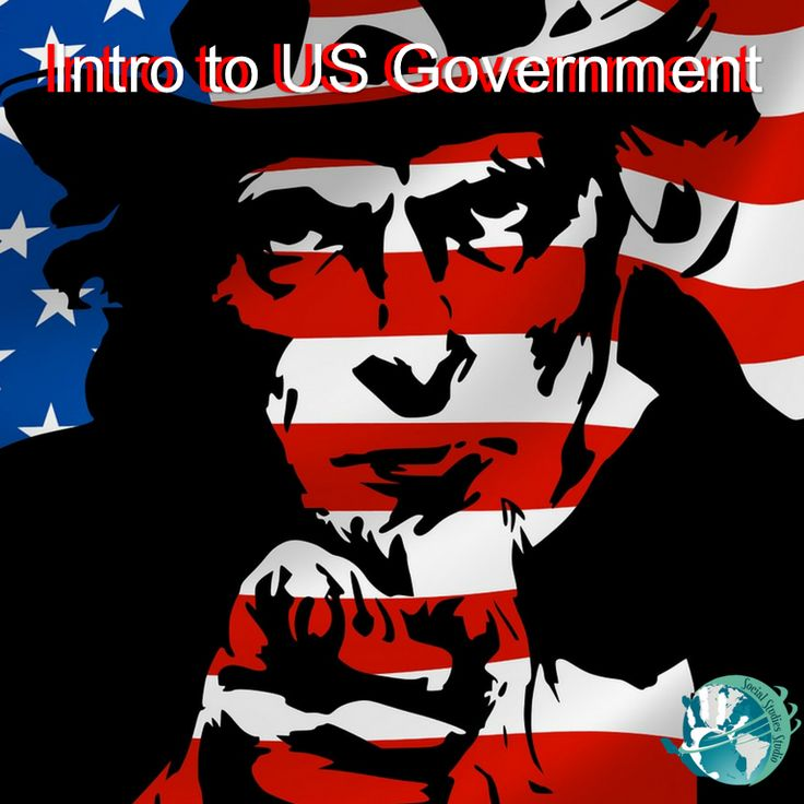 US Government Teacher/Sub Activity Intro to US Government