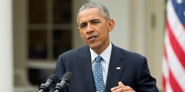 Obama's approval rating just hit its highest point in years, and ...