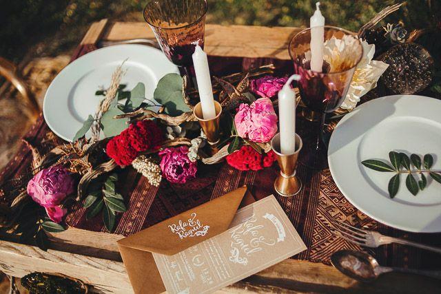Invitación de boda estilo rústico con diseño actual. #invitaciones #invitacionesoriginales #invitacionescraft #invitaciones2018 #invitacionesdeboda #stationery #weddingstationery