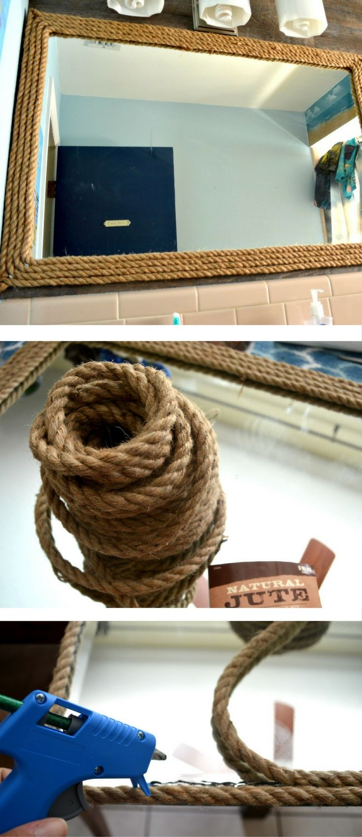 Do It Yourself Home Design: Best 25+ Nautical Rope Ideas On Pinterest