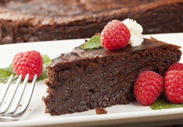 Шоколадный торт: очень вкусный рецепт | Школа шеф-повара