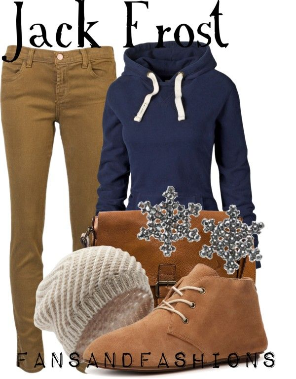 """Jack Frost"" by sunshineowlnew ❤ liked on Polyvore"