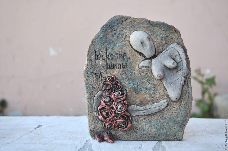 Купить или заказать Шекспир в интернет-магазине на Ярмарке Мастеров. статуэтка поэтическая,выполнена из шамотной глины,раскрашена глазурью Шекспир Шекспир Шекспир Шекспир Шекспир для него и для нее,для мальчиков и девочек повторение…