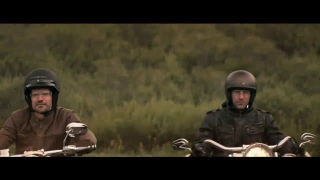 Geico Motorcycle Chase The Road Ad
