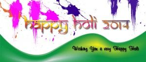 Holi 2014 Facebook covers, Happy Holi 2014 Images pictures