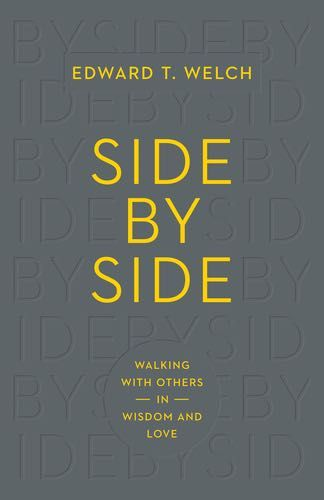 Side by Side: written for those eager to see God use ordinary relationships and conversations between ordinary Christians to work extraordinary miracles.