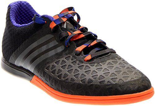 adidas ACE 151 CT Indoor Soccer Shoes Sz 95 Black Orange *** You can find more details by visiting the image link.