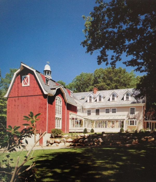 Barn Garage Addition : Best images about restored barns into homes on