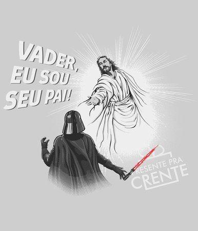 Camiseta - Eu Sou Seu Pai                                                       …                                                                                                                                                                                 Mais