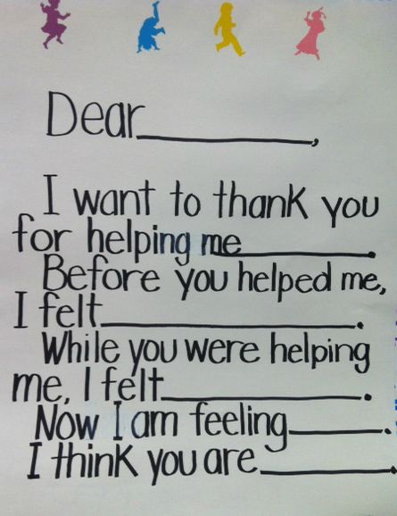 13 best thank you mr falker images on pinterest pta teaching projectcornerstone sample thank you letter to go with the lesson for thank spiritdancerdesigns Image collections