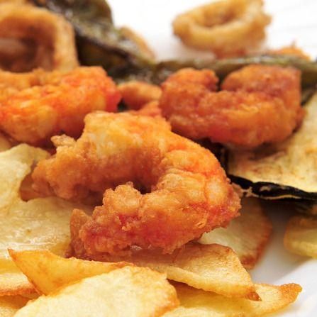 Réussissez vos beignets salés grâce à cette de recette inratable et délicieuse. Beignets de courgette, beignets d'aubergine, beignets de crevettes...