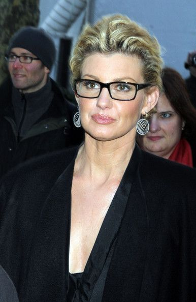Faith Hill Photos: Celebrities Out During Fashion Week In New York City