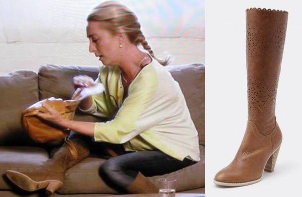 Nina Proudman Boots - Season 4 Episode 7 http://www.rose.id.au/?p=1568
