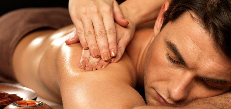 Clapham pavement deep-tissue-massage