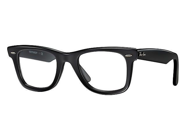 47dd608b9b5 Ray-Ban 0RX5121-Original Wayfarer Optics Black OPTICAL