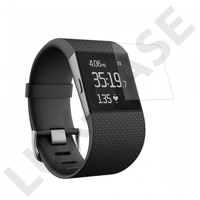 Fitbit Surge Arc Edge 0.3mm Screen Protector - GRATIS FRAKT!
