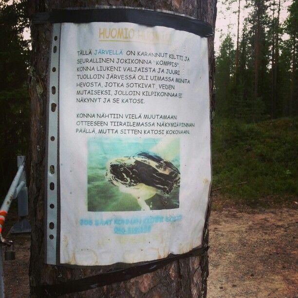 Rovaniemi, Finland.