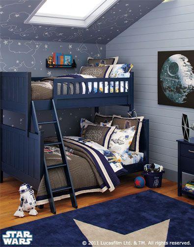 38 Best Star Wars Boy S Bedroom Images On Pinterest Kid
