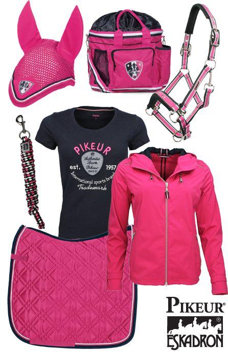 Pikeur/Eskadron Summer 2015  http://www.ej.nl/sets/pikeur-eskadron-pink_1094.html