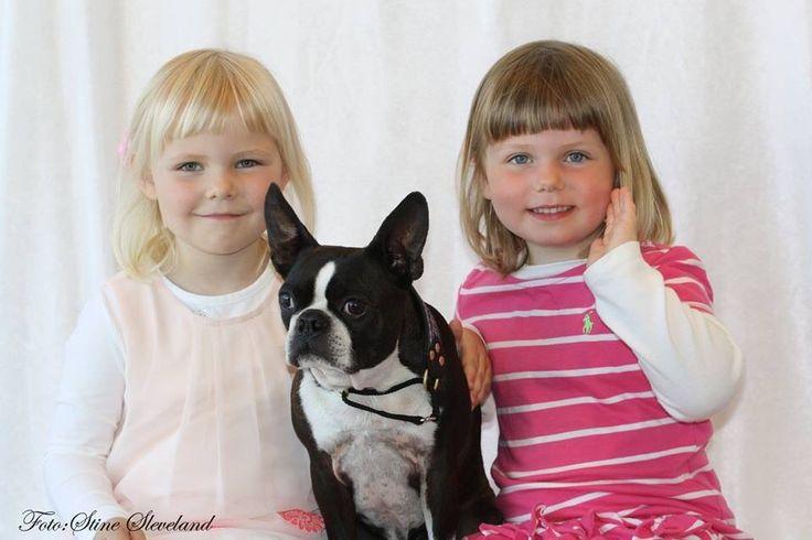 Alma, Bacon og Emma