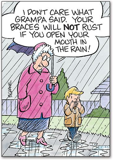 will braces rust - Google Search
