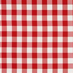 Red Check Table Linen | Rent Table Linens & Tablecloths | Party Linens