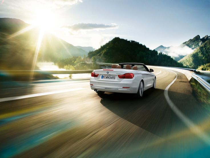 The new BMW 4 Series Convertible - Luxury Line (10/2013) F33