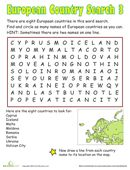 Find the many different names of Santa in this festive holiday word search!