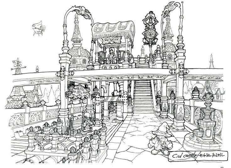 the art of final fantasy ix pdf