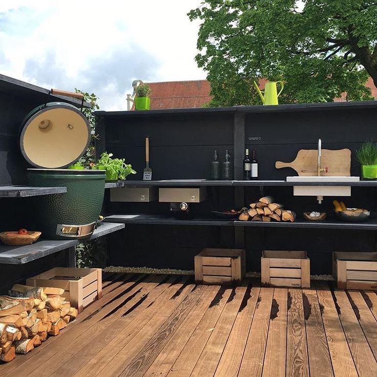 Fürstenfelder Gartentage..#wwoo #outdoorküche #freiluftküche #biggreenegg