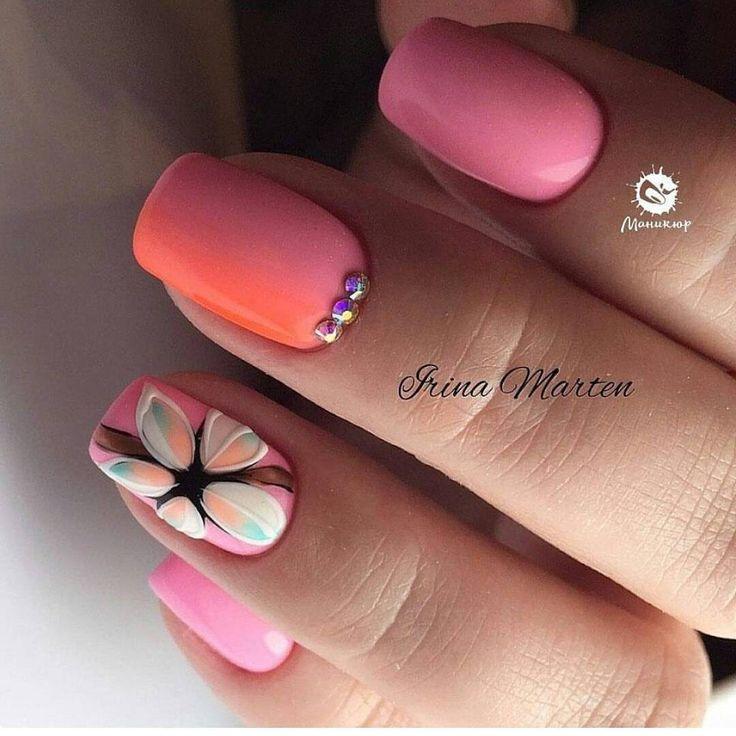 Оцените идею от 1 до 5.  Девочки, не забываем ставить 💖 и подписываться на @nails__disign 😘  Самые крутые идеи маникюра💅  ✅@nails__disign  ✅@nails__disign  ✅@nails__disign    #маникюрмосква#nailart #ногти#маникюр#гельлак#шеллак#nails#nail#стильныйманикюр#френч#manicure#модныйманикюр#ногтипитер#instanails #ногти #девочки #дизайнногтей #педикюр#идеиманикюра#moskow #spb#rnd#161 #гельлакростов#fashion#nailsart#beautiful#art#woman#girl#girly