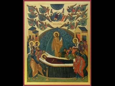 Icons  by Bulgarian Iconographer Malin Dimov