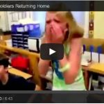 Veterans Day: Soldiers Returning Home (Emotional Video) @sbhsbh