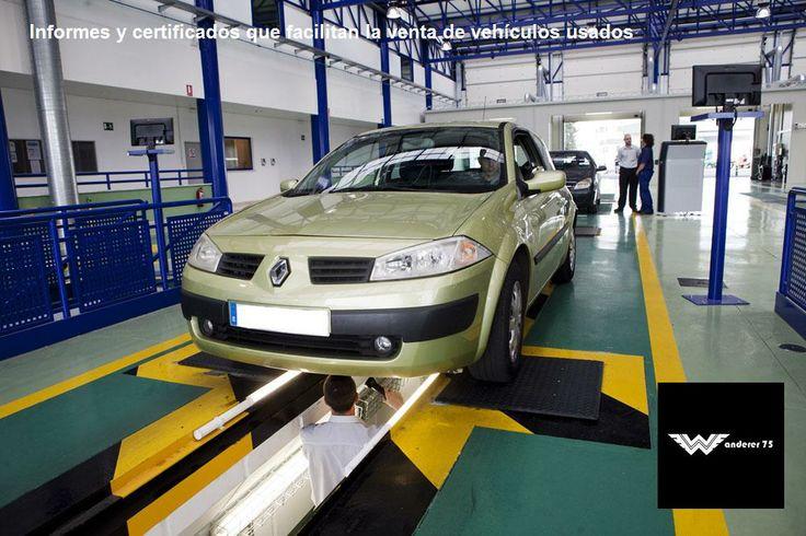 Informes y certificados que facilitan la venta de vehículos usados. http://w-75.com/2014/03/10/venta-de-vehiculos-usados-informes-y-certificados/