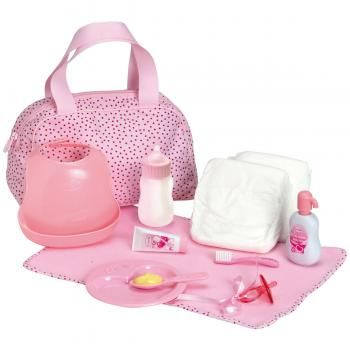 (¯`'•.♪♫Corolle Baby Doll Accessories Set