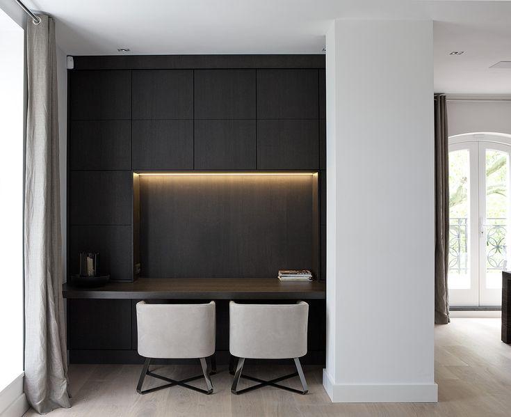 Mooie werkplek in een nis | ontwerp Mees Hurkmans | gemaakt door Vonder