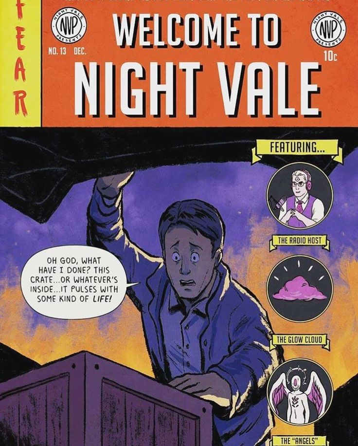 Welcome to Night Vale 3/3