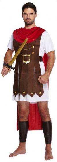 Roman General mens fancy dress costume