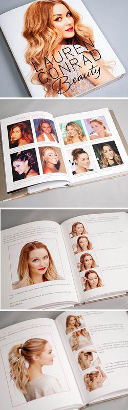 Lauren Conrad, Lauren Conrad Beauty Book, Makeup tips, beauty tips  http://beautyjunket.com/lauren-conrad-beauty-book-yay-or-nay/