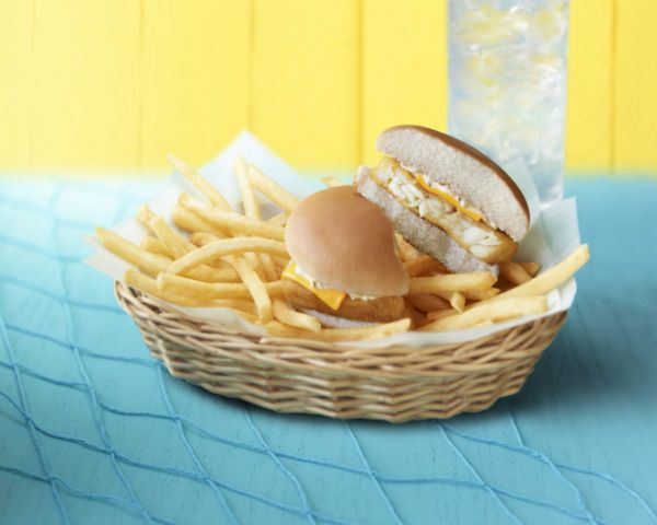 McDonald's Filet-o-Fish Recipe - We took this fish patty from the McDonald's online recipe sheet, because it turns out that this method actually makes the mock filet-o-fish taste just like the one that you'd get at McDonald's. Click here to see How to Make 10 Iconic McDonald's Dishes at Home Click here ...