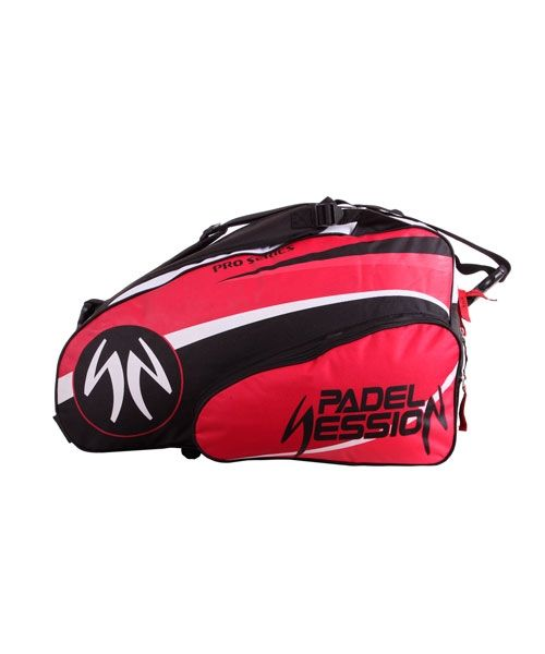 PALETERO PADEL SESSION PRO SERIES ROJO 2015