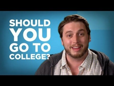 The CollegeHumor cast decides if education is importantish. See more http://www.collegehumor.com LIKE us on: http://www.facebook.com/collegehumor FOLLOW us o...