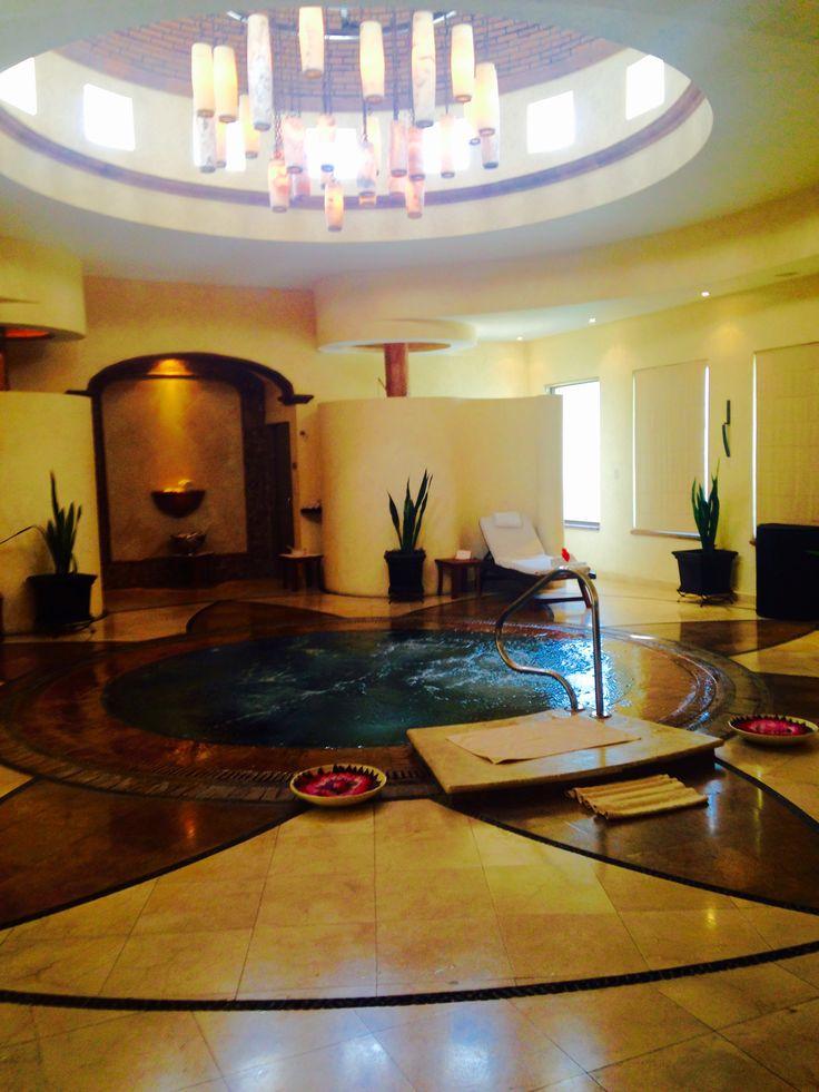 Spa at Villa La Estancia,  Mexico  This place is legit!