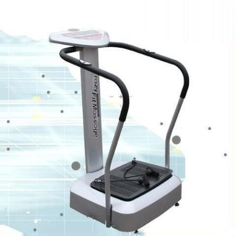 Quality  Go Plus 2012 New Full Body Vibration Fitness Plate Machine Crazy Fit Massage